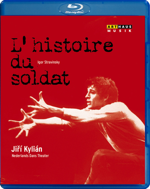 L'histoire Du Soldat: Nederlands Dans Theater (Blu-ray) (Retail / Rental)