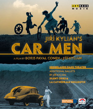 Jirí Kylián's Car Men: Nederlands Dans Theater (2006) (Blu-ray) (Retail / Rental)
