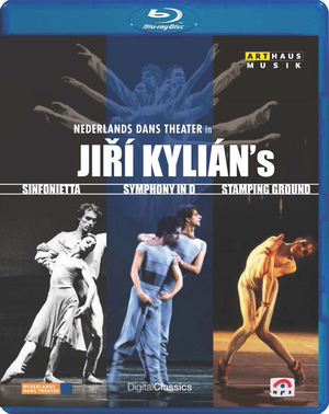 Jirí Kylián and the Nederlands Dans Theatre (1984) (Blu-ray) (Retail / Rental)