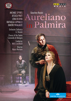 Aureliano in Palmira: Rossini Opera Festival (Crutchfield) (2014) (NTSC Version) (Retail / Rental)