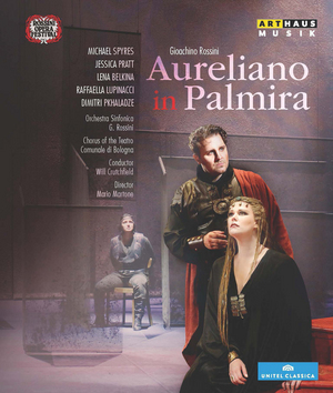 Aureliano in Palmira: Rossini Opera Festival (Crutchfield) (2014) (Blu-ray) (Retail / Rental)