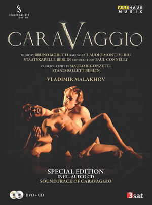 Caravaggio: Staatsoper Unter Den Linden (Connelly) (2008) (with CD) (Retail Only)