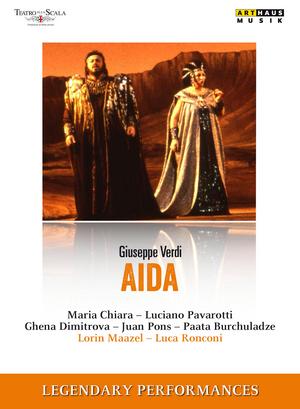 Aida: Teatro Alla Scala (Maazel) (1986) (NTSC Version) (Retail / Rental)