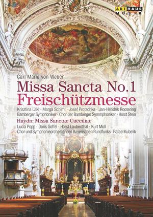 Von Weber/Haydn: Missa Sancta No. 1/Missa Sanctae Caeciliae (1986) (NTSC Version) (Retail / Rental)
