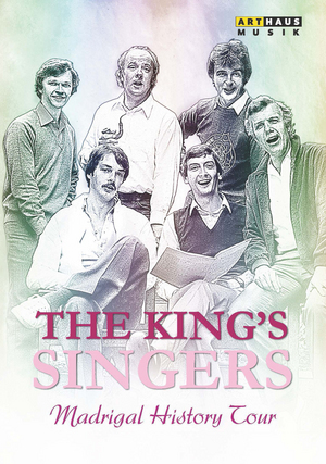 The King's Singers: Madrigal History Tour (NTSC Version) (Retail / Rental)
