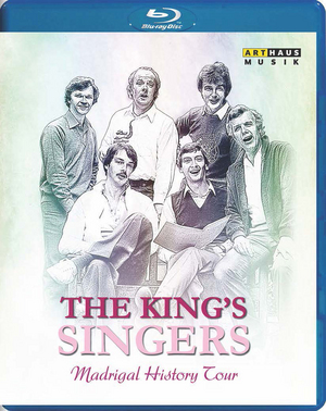 The King's Singers: Madrigal History Tour (Blu-ray) (Retail / Rental)