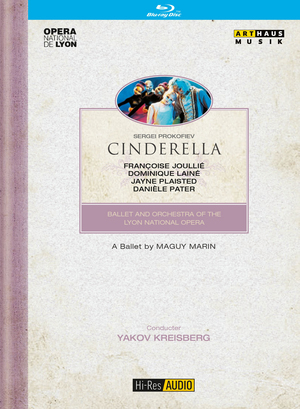 Cinderella: Lyon National Opera (Kreisberg) (1989) (Blu-ray) (Retail / Rental)