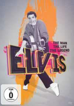 Elvis: The Man, the Life, the Legend (Retail / Rental)