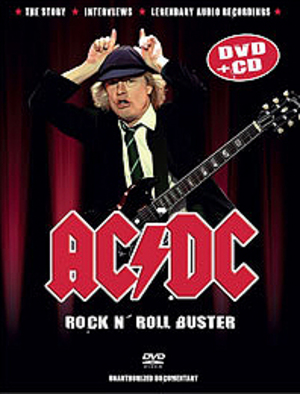 AC/DC: Rock N Roll Buster (2014) (with CD) (Retail Only)