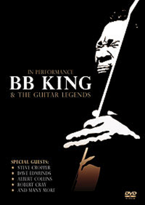 B.B. King and the Guitar Legends in Performance (1992) (NTSC Version) (Retail / Rental)
