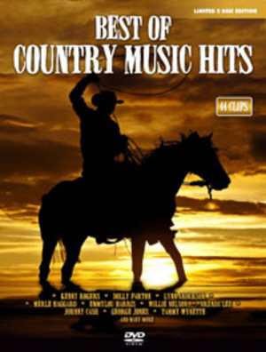 Best of Country Music Hits (Retail / Rental)