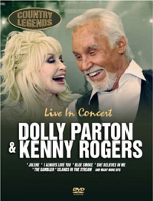 Dolly Parton and Kenny Rogers: Live in Concert (2014) (Retail / Rental)