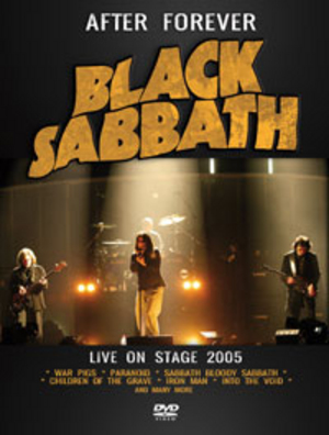 Black Sabbath: After Forever (2005) (Retail / Rental)