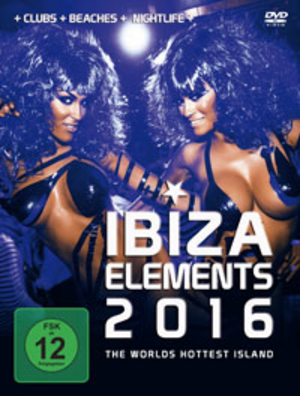 Ibiza Elements 2016 (2016) (Retail / Rental)