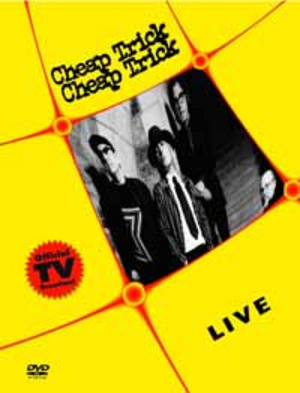 Cheap Trick: Live (1978) (Retail / Rental)