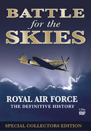 Battle for the Skies: The Royal Air Force - Definitive History (2006) (Special Edition) (Retail / Rental)