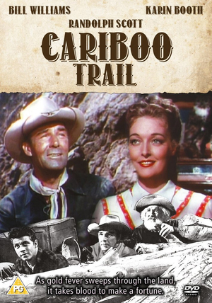 The Cariboo Trail (1950) (Retail / Rental)