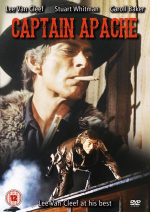 Captain Apache (1971) (Retail / Rental)