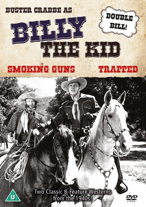 Billy the Kid Double Bill: Smoking Guns/Trapped (1942) (Retail / Rental)