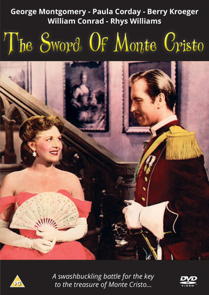 The Sword of Monte Cristo (1951) (Retail / Rental)