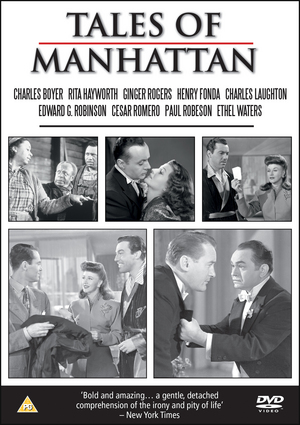 Tales of Manhattan (1942) (Retail / Rental)