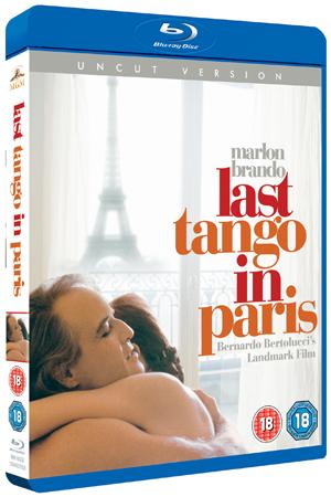 Last Tango in Paris (1972) (Blu-ray) (Retail / Rental)