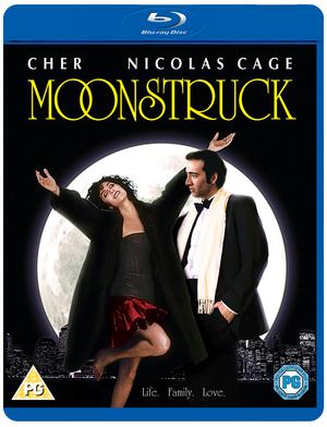 Moonstruck (1987) (Blu-ray) (Retail / Rental)