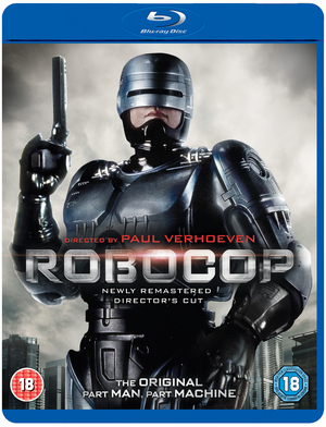 Robocop (1987) (Blu-ray) (Remastered) (Retail / Rental)