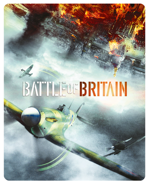 Battle of Britain (1969) (Blu-ray) (Steel Book) (Retail Only)