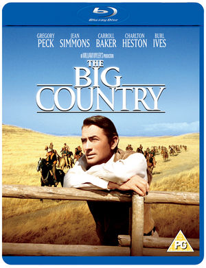 The Big Country (1958) (Blu-ray) (Retail / Rental)