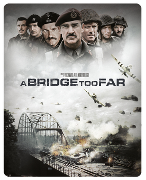 A Bridge Too Far (1977) (Blu-ray) (Steel Book) (Retail Only)
