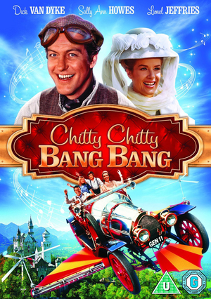 Chitty Chitty Bang Bang (1968) (Retail / Rental)