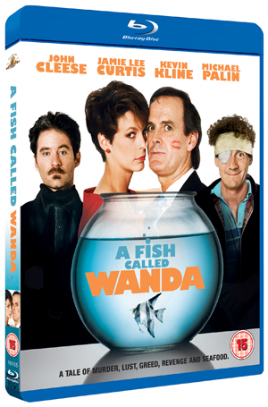 A Fish Called Wanda (1988) (Blu-ray) (Retail / Rental)