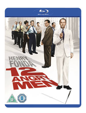12 Angry Men (1957) (Blu-ray) (Retail / Rental)