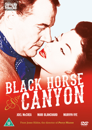 Black Horse Canyon (1954) (Retail / Rental)