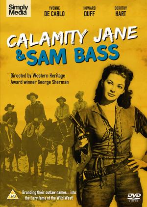 Calamity Jane and Sam Bass (1949) (Retail / Rental)