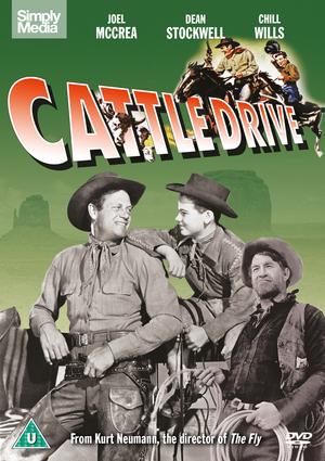 Cattle Drive (1951) (Retail / Rental)