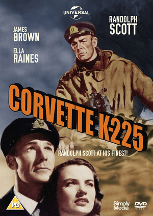 Corvette K-225 (1943) (Retail / Rental)