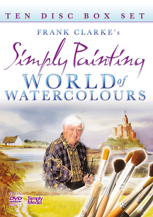 Frank Clarke's Simply Painting: World of Watercolours (2009) (Box Set) (Retail / Rental)