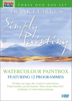 Simply Painting: Watercolour Paintbox (2006) (Retail / Rental)