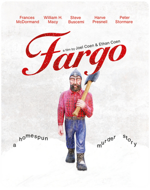 Fargo (1996) (Blu-ray) (Limited Edition Steelbook) (Retail Only)