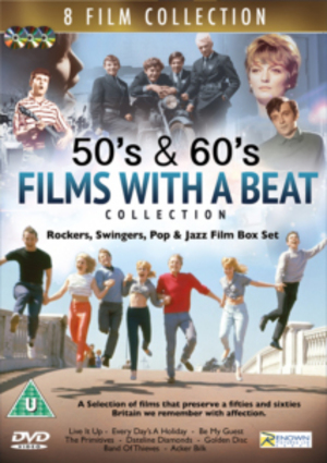 50's and 60's Films With a Beat Collection (1965) (Box Set) (Retail / Rental)