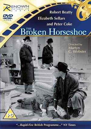 Broken Horseshoe (1953) (Restored) (Retail / Rental)
