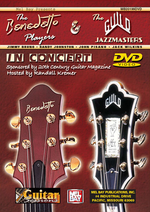 The Benedetto Players and the Guild Jazz Masters: In Concert (2005) (Deleted)
