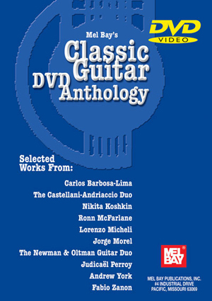 Classic Guitar Anthology (2003) (Deleted)