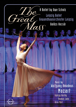 The Great Mass: Leipzig Ballet (2005) (NTSC Version) (Retail / Rental)