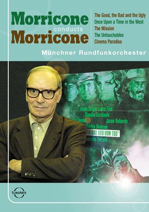 Ennio Morricone: Morricone Conducts Morricone (2004) (Retail / Rental)