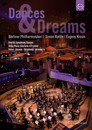 Berliner Philharmoniker: Gala from Berlin - Dances and Dreams (2011) (NTSC Version) (Retail / Rental)