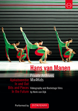 Hans Van Manen: Private Archives (2011) (NTSC Version) (Retail / Rental)