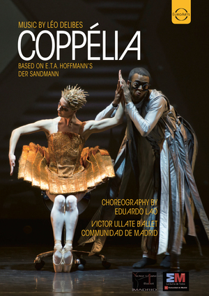 Coppélia: The Victor Ullate Ballet (2013) (NTSC Version) (Retail / Rental)